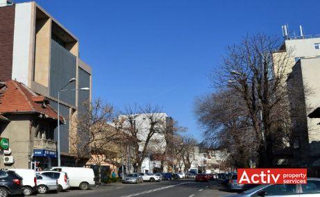 Grand Offices spatii de birouri de inchiriat Bucuresti zona de nord poza din Calea Floreasca