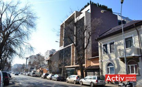 Grand Offices spatii de birouri de inchiriat Bucuresti nord imagine cale de acces