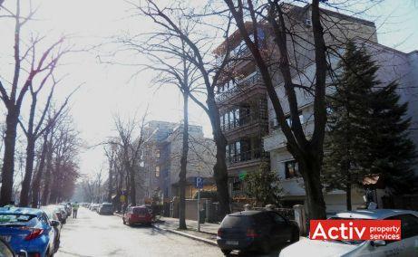 Aviatorilor 27 inchiriere spatii de birouri Bucuresti central poza cale de acces