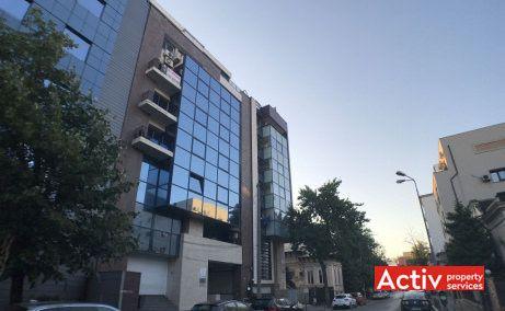 Polona 45 inchiriere spatii de birouri Bucuresti zona centrala vedere cale de acces