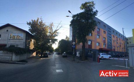Soveja 111-113 inchiriere spatii de birouri Bucuresti nord vedere cale de acces