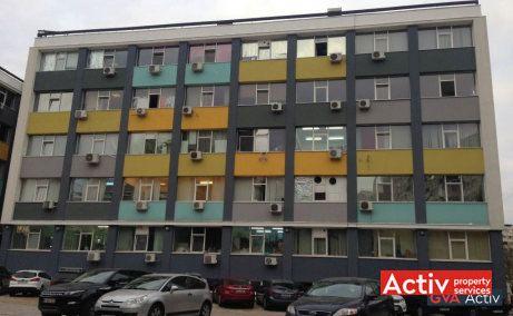 Ipromet Imobili cladire de vanzare Bucuresti zona de vest poza fatada cladire