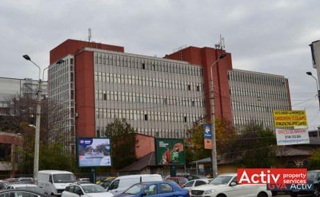 Electroaparataj Office Building - cladire de vanzare Bucuresti zona de est imagine de ansamblu