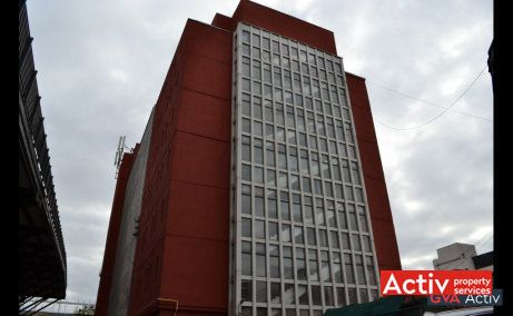 Electroaparataj Office Building cladire de vanzare Bucuresti zona de est poza cladire