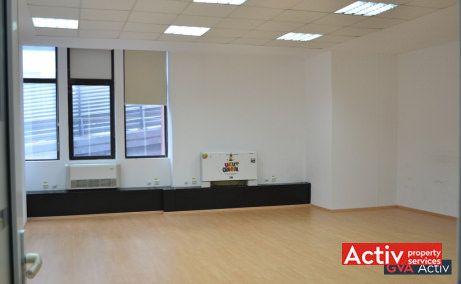 Electroaparataj Office Building cladire de vanzare Bucuresti zona de est open space