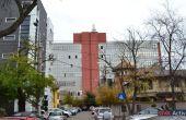 Electroaparataj Office Building cladire de vanzare Bucuresti zona de est vedere cale de acces