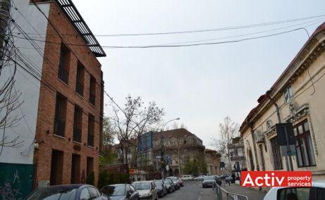 Visarion 12 spatii de birouri de inchiriat Bucuresti central poza cale de acces