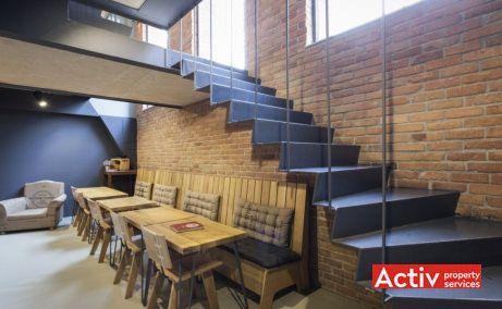 Visarion 12 inchiriere spatii de birouri Bucuresti central imagine zona relaxare