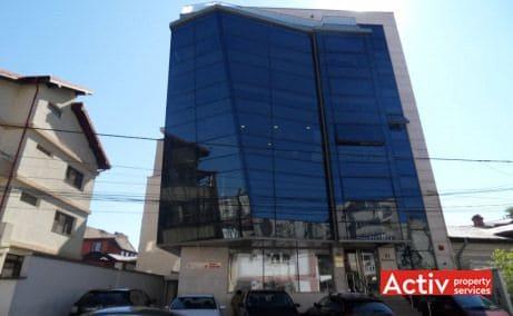 Sirenelor 91 birouri de inchiriat Bucuresti central poza fatada cladire