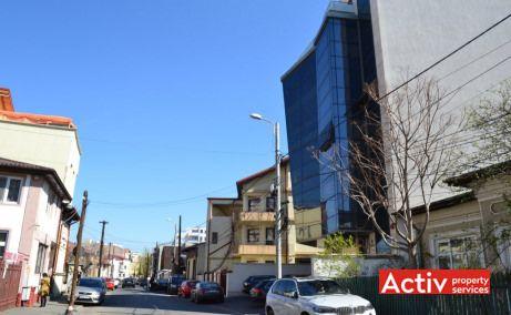 Sirenelor 91 inchiriere spatii de birouri Bucuresti zona centrala vedere cale de acces
