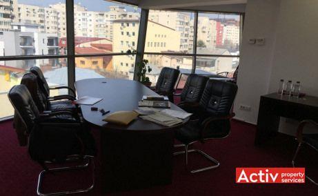 Sirenelor 91 birouri de inchiriat Bucuresti central vedere din interior catre bulevard