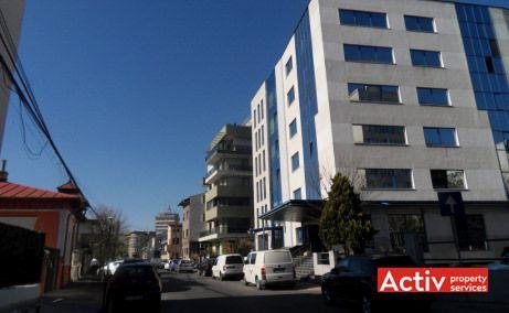 Codecs Office Building birouri de inchiriat Bucuresti zona centrala vedere cale de acces
