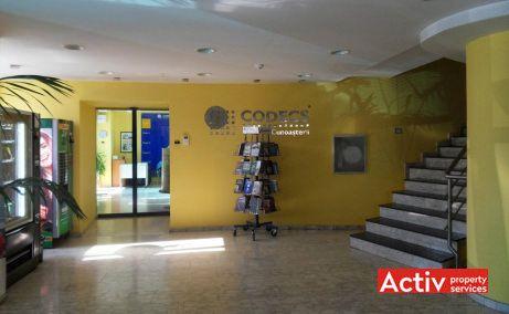 Codecs Office Building birouri de inchiriat Bucuresti central imagine interior