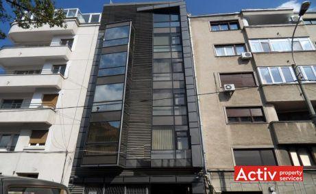 Caderea Bastiliei 64 birouri de inchiriat Bucuresti central poza fatada cladire