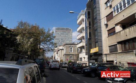 Caderea Bastiliei 64 birouri de inchiriat Bucuresti central imagine cale de acces
