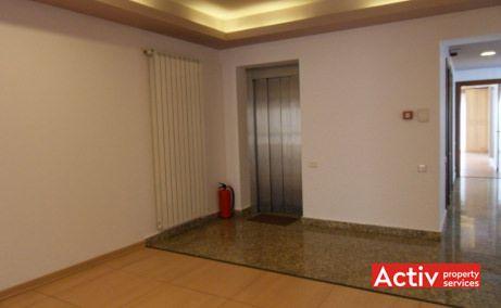 Caderea Bastiliei 64 birouri de inchiriat Bucuresti central poza spatiu lift