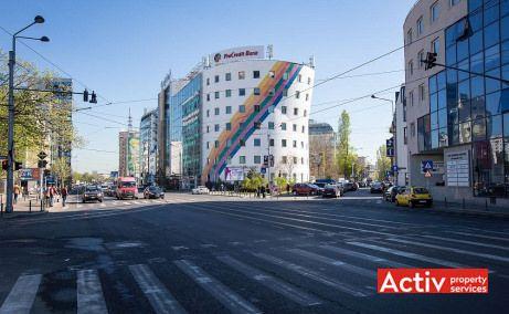 Cascade Offices inchiriere spatii de birouri Bucuresti central poza din Str. Buzesti