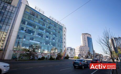 Cascade Offices birouri de inchiriat Bucuresti zona centrala poza cale de acces