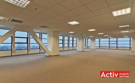Hyperion Towers inchiriere spatii de birouri Bucuresti nord imagine interior