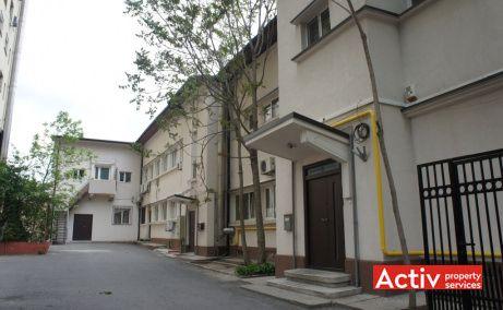 Popa Nan 183-187 birouri de inchiriat Bucuresti central poza curte interioara