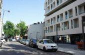 Eminescu Office inchiriere spatii de birouri Bucuresti central vedere intrare in cladire