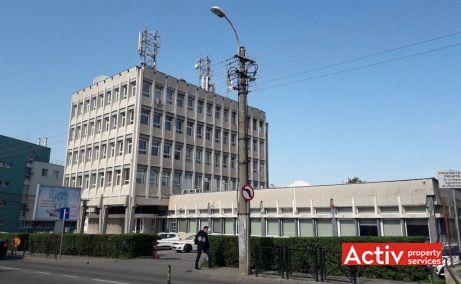 Cladirea C.I.A birouri de inchiriat Cluj-Napoca zona de sud poza acces