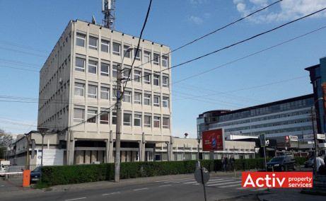 Cladirea C.I.A inchiriere spatii de birouri Cluj-Napoca sud imagine fatada
