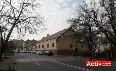 Deva 1 birouri de inchiriat Cluj-Napoca central poza cale de acces