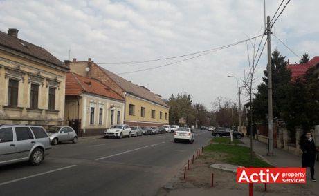 Deva 1 inchiriere spatii de birouri Cluj-Napoca central imagine stradala