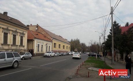 Deva 1 de vanzare cladire Cluj-Napoca central imagine stradala