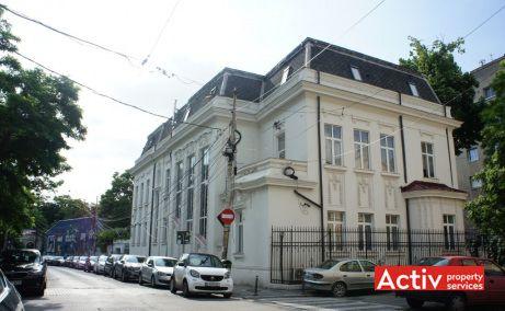 Pitar Mos 12A birouri de inchiriat Bucuresti central vedere cale de acces