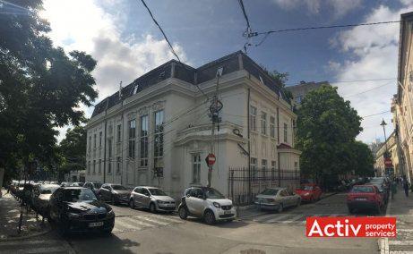 Pitar Mos 12A inchiriere birouri Bucuresti central imagine fatada