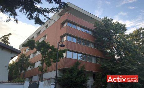 Grigore Mora 11 birouri de inchiriat Bucuresti zona de nord poza cladire