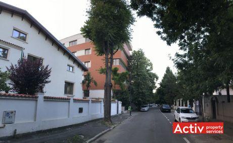 Grigore Mora 11 inchiriere spatii de birouri Bucuresti zona de nord vedere cale de acces