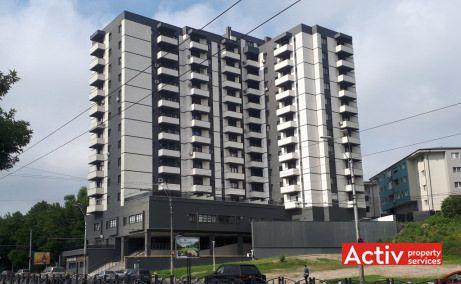 Tineretului City inchiriere spatii de birouri Bucuresti zona de sud poza cladire