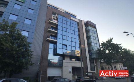 Polona 43 inchiriere spatii de birouri Bucuresti central imagine fatada