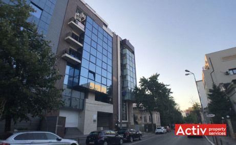 Polona 43 inchiriere spatii de birouri Bucuresti zona centrala vedere stradala