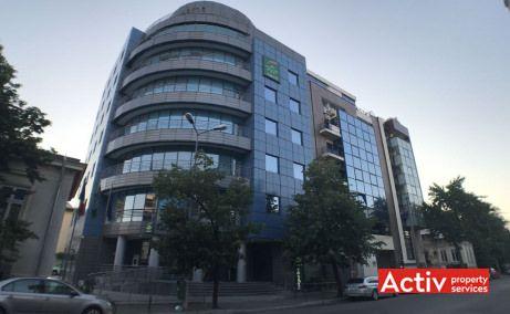 Polona 43 inchiriere spatii de birouri Bucuresti zona centrala vedere de ansamblu