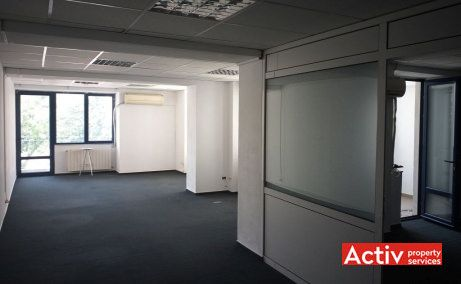 Polona 43 birouri de inchiriat Bucuresti central vedere spatiu interior
