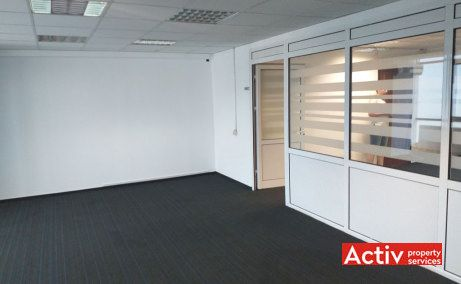 Polona 43 birouri de inchiriat Bucuresti central vedere interioara