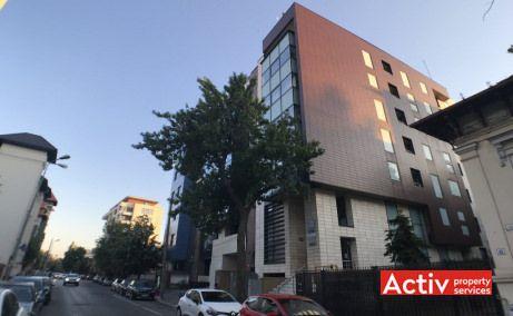 Polona 43 inchiriere spatii de birouri Bucuresti central vedere cale de acces