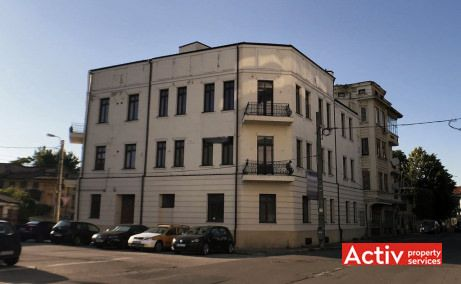 Serban Voda 126 birouri de inchiriat Bucuresti central imagine fatada cladire