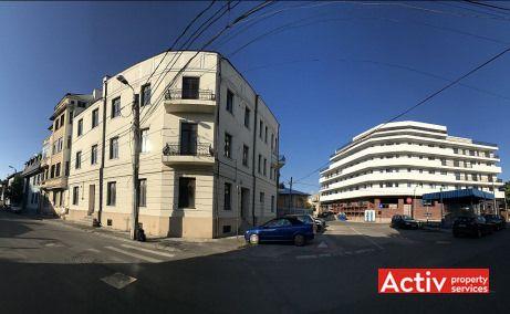Serban Voda 126 spatii birouri de inchiriat Bucuresti zona centrala vedere cale de acces