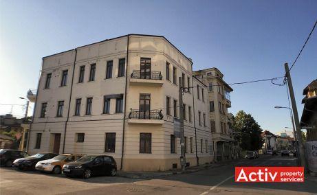 Serban Voda 126 inchiriere spatii de birouri Bucuresti zona centrala vedere cale de acces