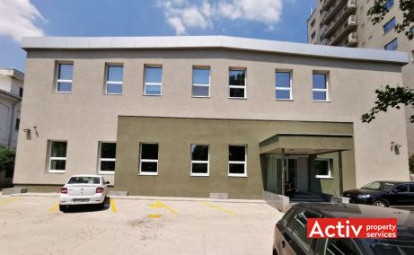 TATI Center 2 birouri de inchiriat Bucuresti zona centrala imagine fatada cladire