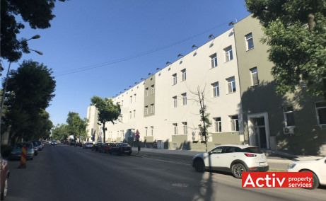 TATI Center 3 inchiriere spatii de birouri Bucuresti zona centrala vedere cale de acces
