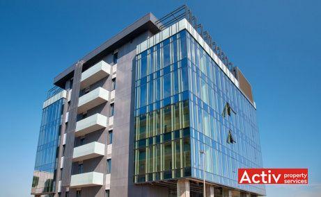 Optimus Nova Center birouri de inchiriat Cluj-Napoca zona de vest imagine de ansamblu