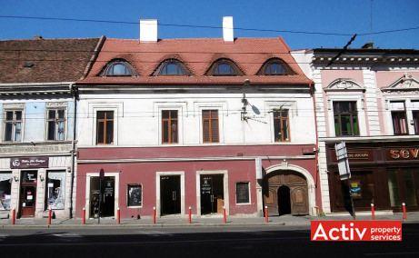 Ferdinand 5 birouri mici si medii de inchiriat Cluj-Napoca ultracentral imagine fatada cladire