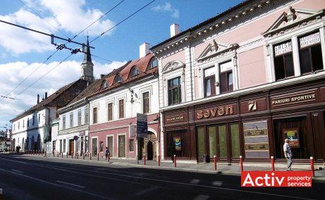 Ferdinand 5 spatii birouri mici si medii de inchiriat Cluj-Napoca ultracentral imagine cale de acces