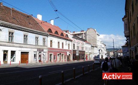 Ferdinand 5 spatii birouri mici si medii de inchiriat Cluj-Napoca ultracentral poza din Str. Regele Ferdinand